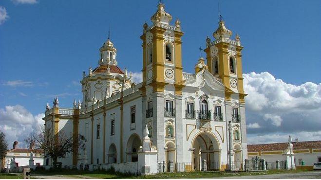 Santuário de Nossa Senhora de Aires - Nacionalidade Portuguesa