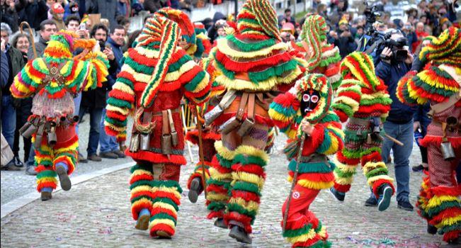 Carnaval em Portugal - Nacionalidade Portuguesa