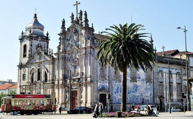 igreja do carmo e carmelitas - Nacionalidade Portuguesa