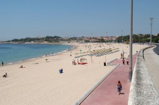 Praia de Santo Amaro - Nacionalidade Portuguesa