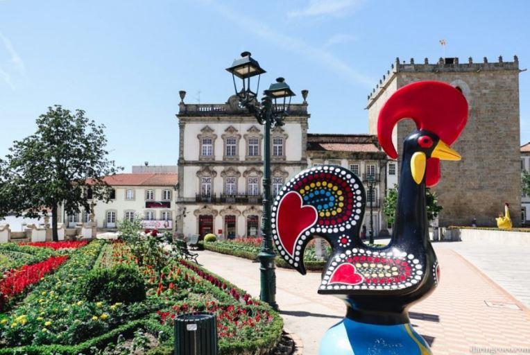 galo de Barcelos - nacionalidade portuguesa