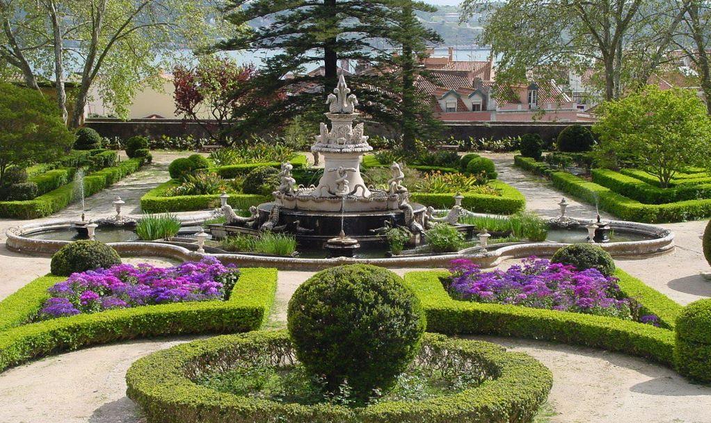 Jardim Botânico Tapada da Ajuda.