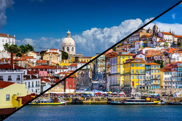 Porto Lisboa - nacionalidade portuguesa