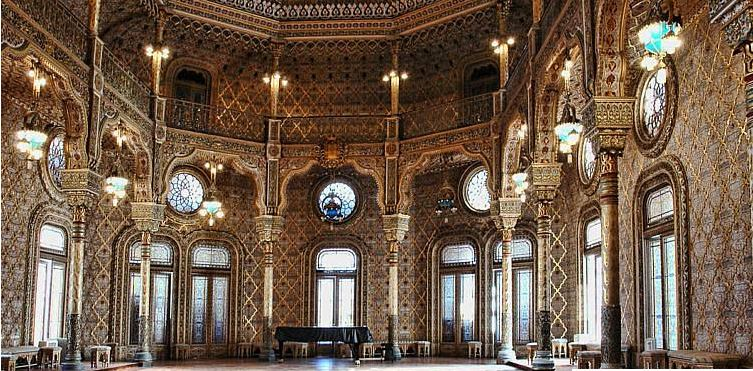 palacio da bolsa no Porto - nacionalidade portuguesa