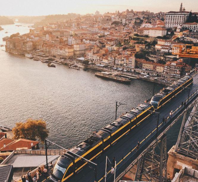 morar em Portugal - porto