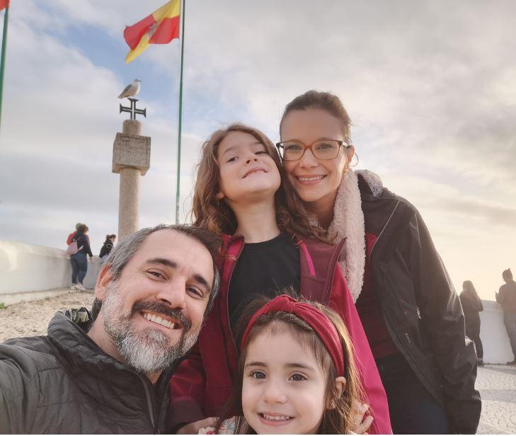 experiencia de morar em Portugal