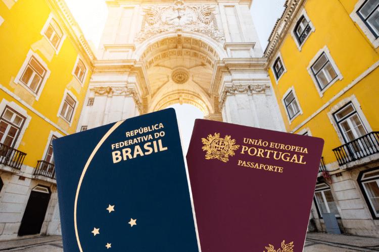 Filho de estrangeiro que nasce em Portugal