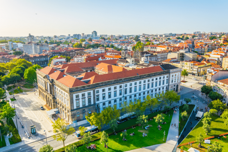 estudar no porto portugal