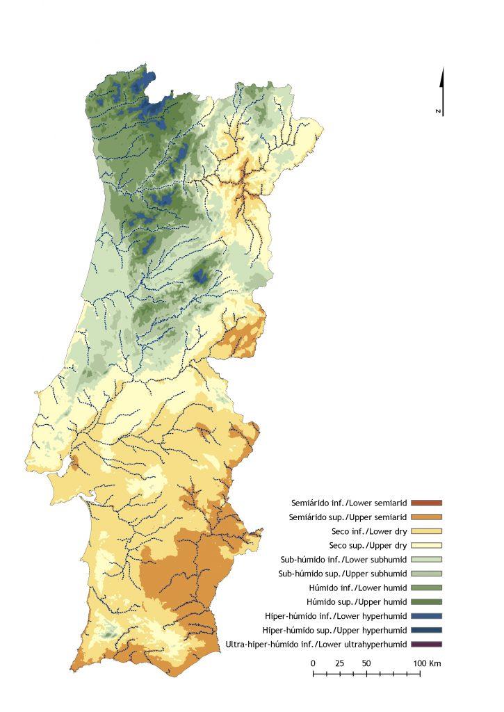 Clima em Portugal