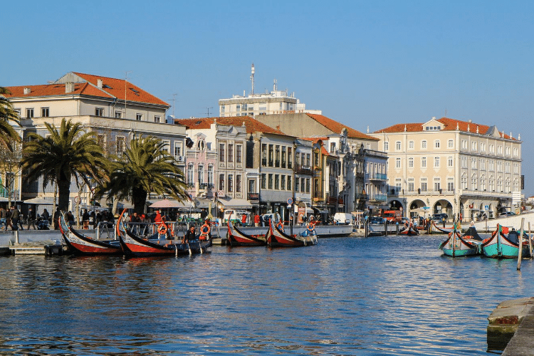 centro de portugal - aveiro